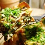 Super Creamy Vegan Mushroom Lasagna