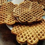 Waffles! Savoury or sweet. Always a treat.